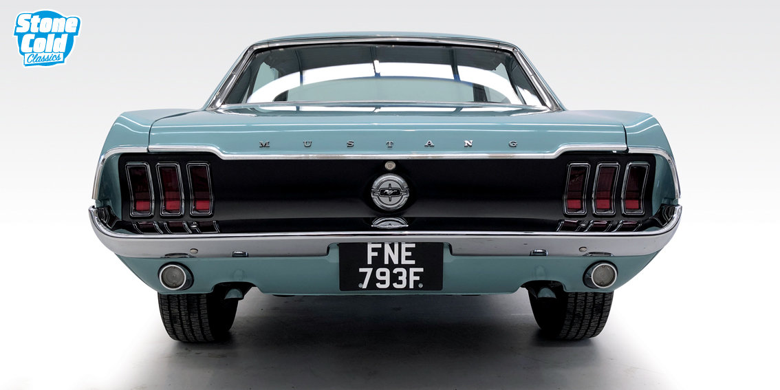 1968 Ford Mustang 302 manual For Sale (picture 7 of 10)
