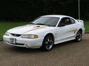 1996 Ford Mustang Cobra SVT 4.6 V8 at ACA 24th August