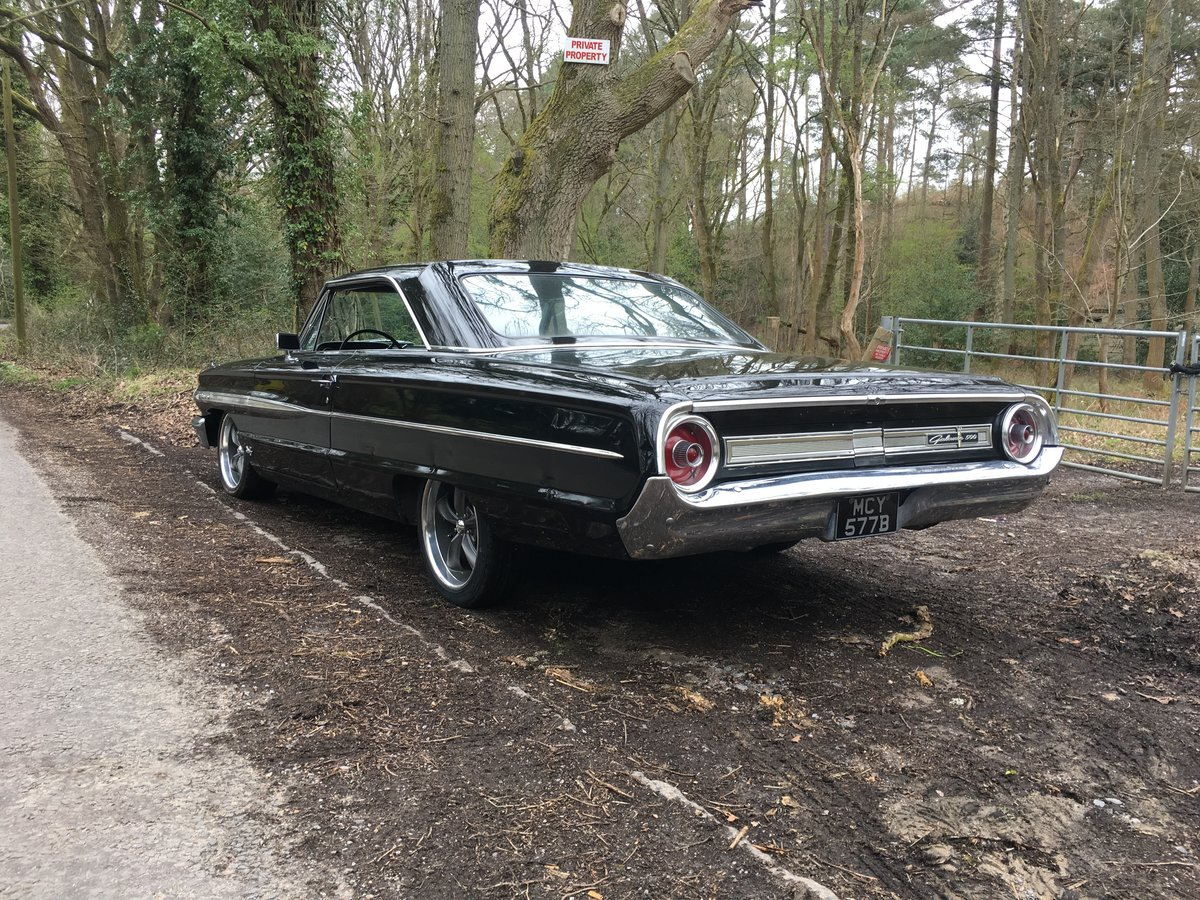 1964 Ford Galaxie 500 Hardtop (fastback) For Sale (picture 1 of 6)