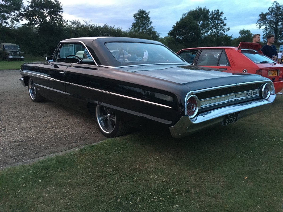 1964 Ford Galaxie 500 Hardtop (fastback) For Sale (picture 2 of 6)