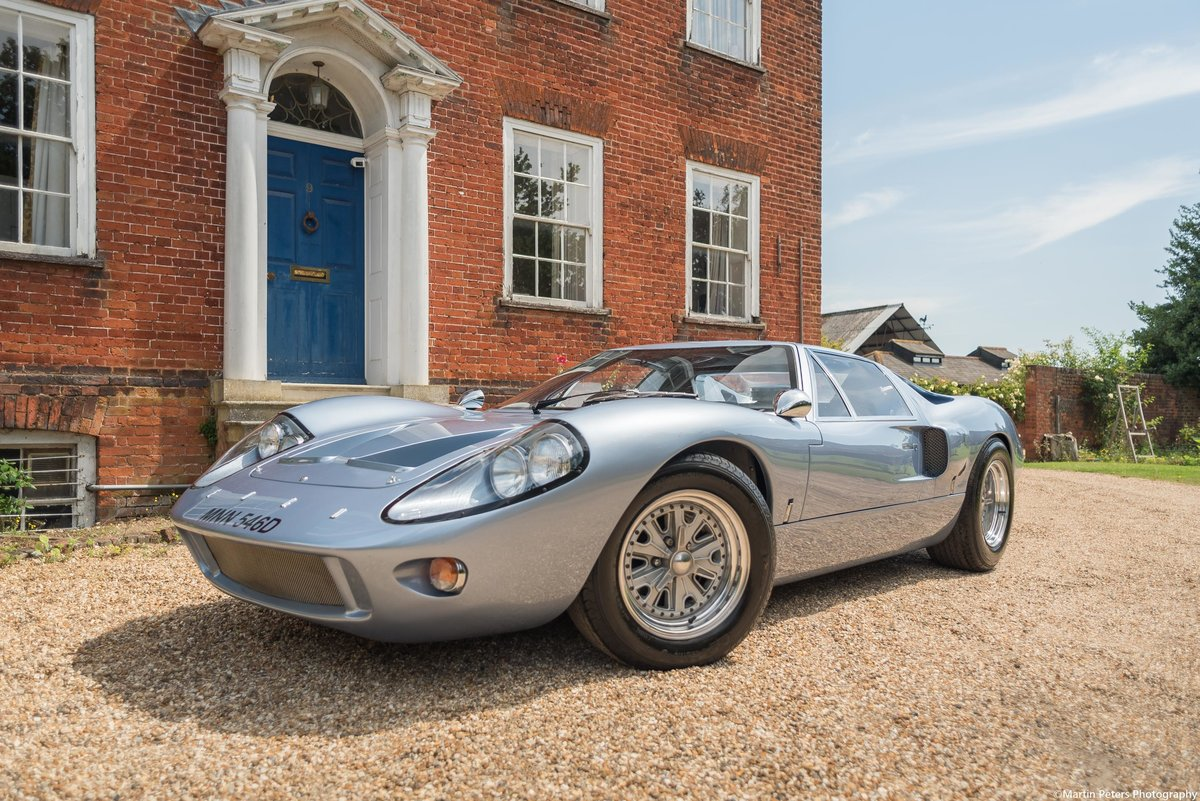 1995 GT40 MK111 Recreation  For Sale (picture 1 of 24)