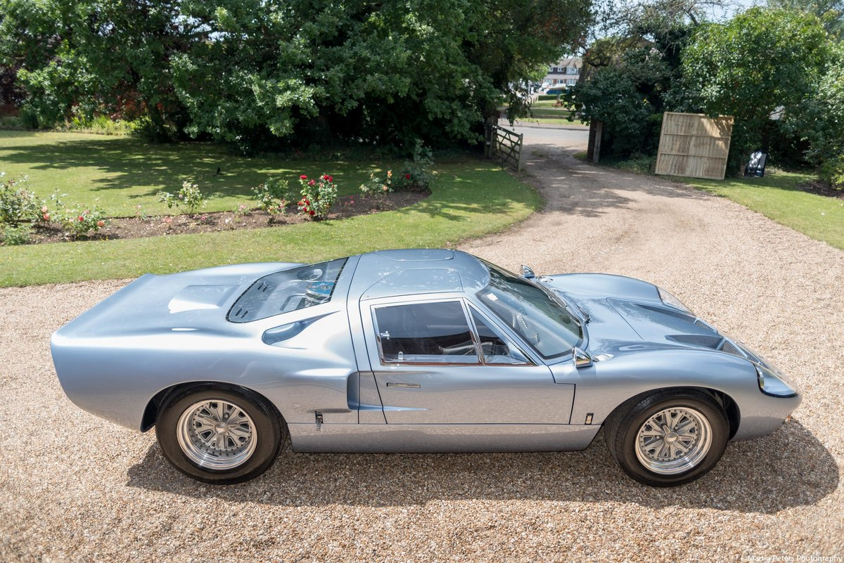 1995 GT40 MK111 Recreation  For Sale (picture 6 of 24)