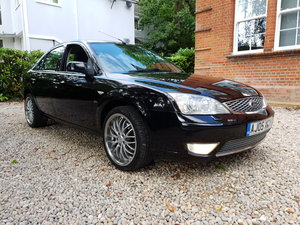 2005 Ultra Rare Ford Mondeo  3.0  24V Ghia X SOLD