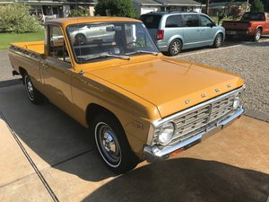 1974 Ford Courier Pickup  For Sale by Auction