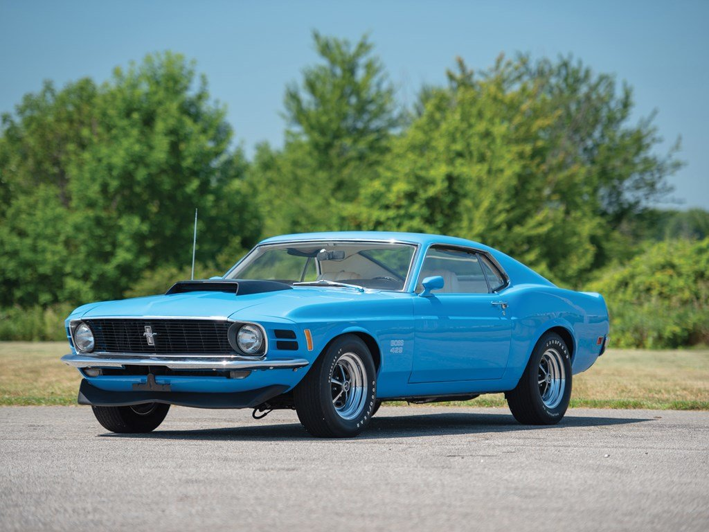 1970 Ford Mustang Boss 429  For Sale by Auction (picture 1 of 6)