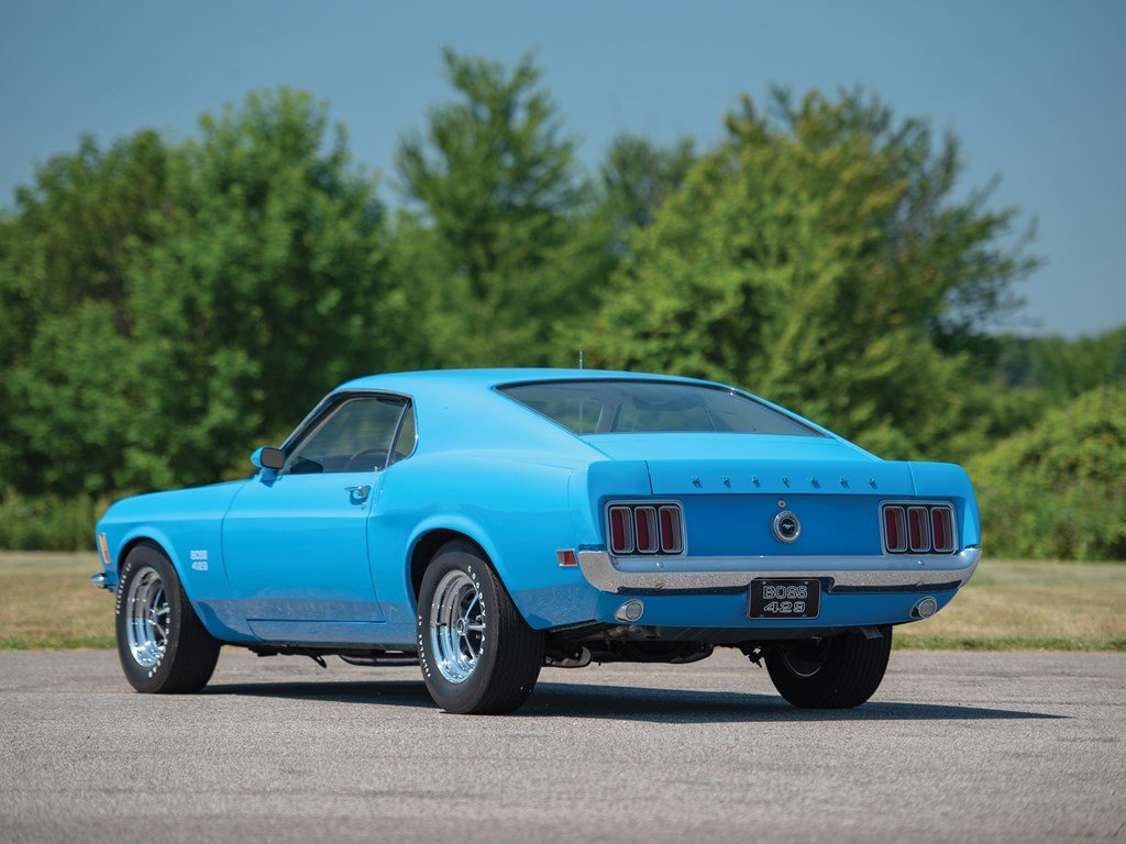 1970 Ford Mustang Boss 429  For Sale by Auction (picture 2 of 6)