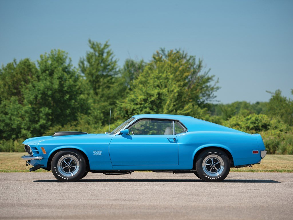 1970 Ford Mustang Boss 429  For Sale by Auction (picture 5 of 6)