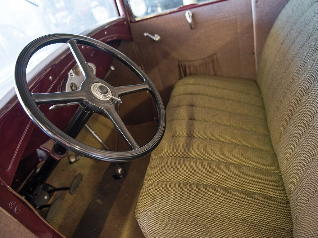 1931 Ford Model A Sport Coupe  For Sale by Auction (picture 4 of 6)