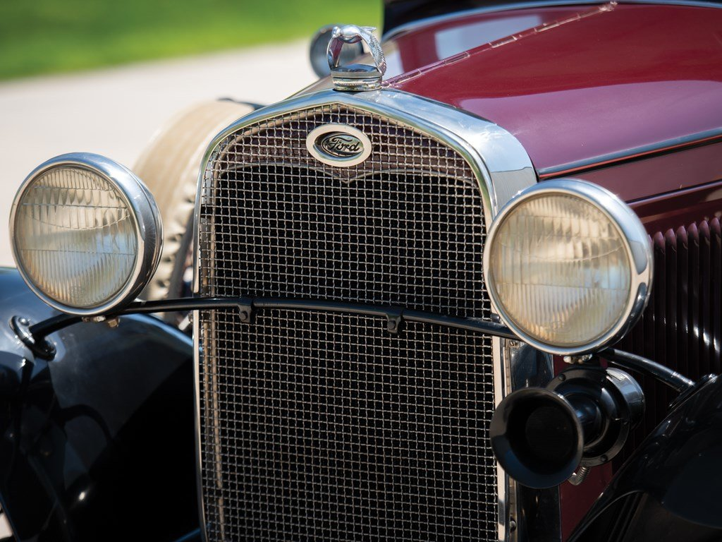 1931 Ford Model A Sport Coupe  For Sale by Auction (picture 5 of 6)