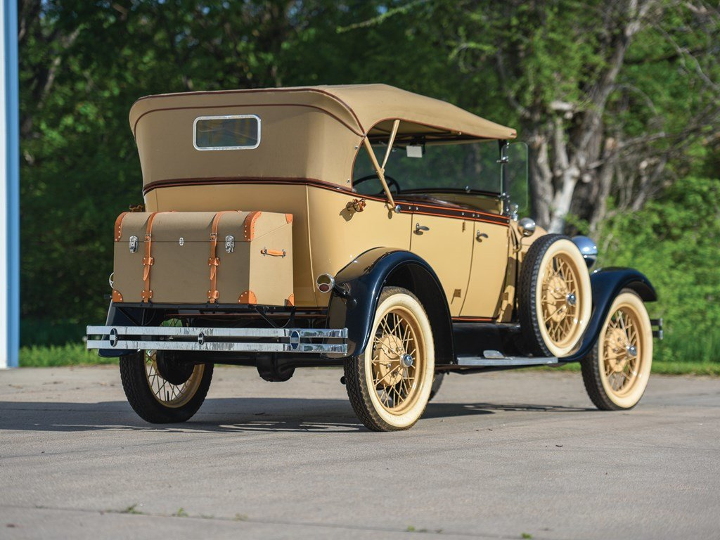 1929 Ford Model A Phaeton  For Sale by Auction (picture 2 of 6)