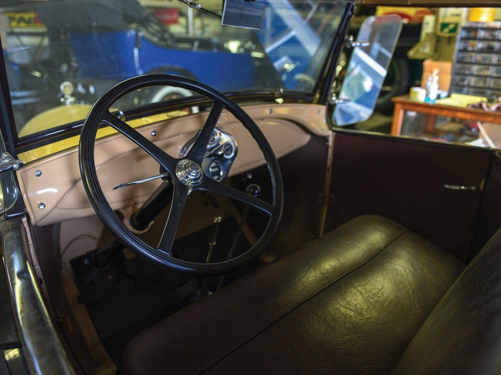 1929 Ford Model A Phaeton  For Sale by Auction (picture 4 of 6)