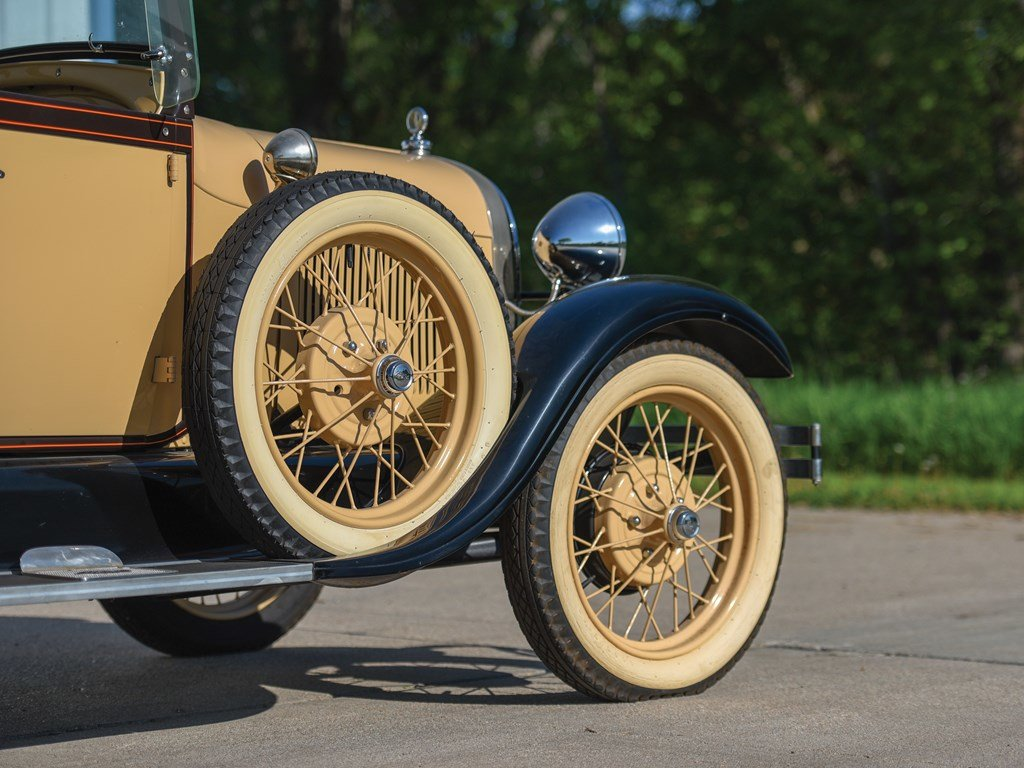 1929 Ford Model A Phaeton  For Sale by Auction (picture 5 of 6)