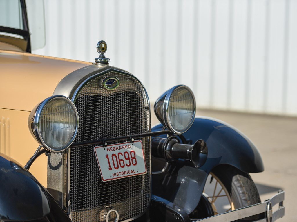 1929 Ford Model A Phaeton  For Sale by Auction (picture 6 of 6)