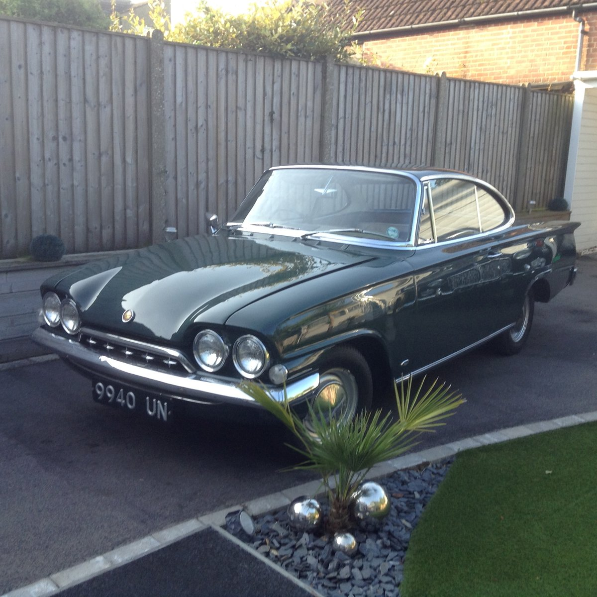 1964 Ford Classic Capri For Sale (picture 1 of 6)