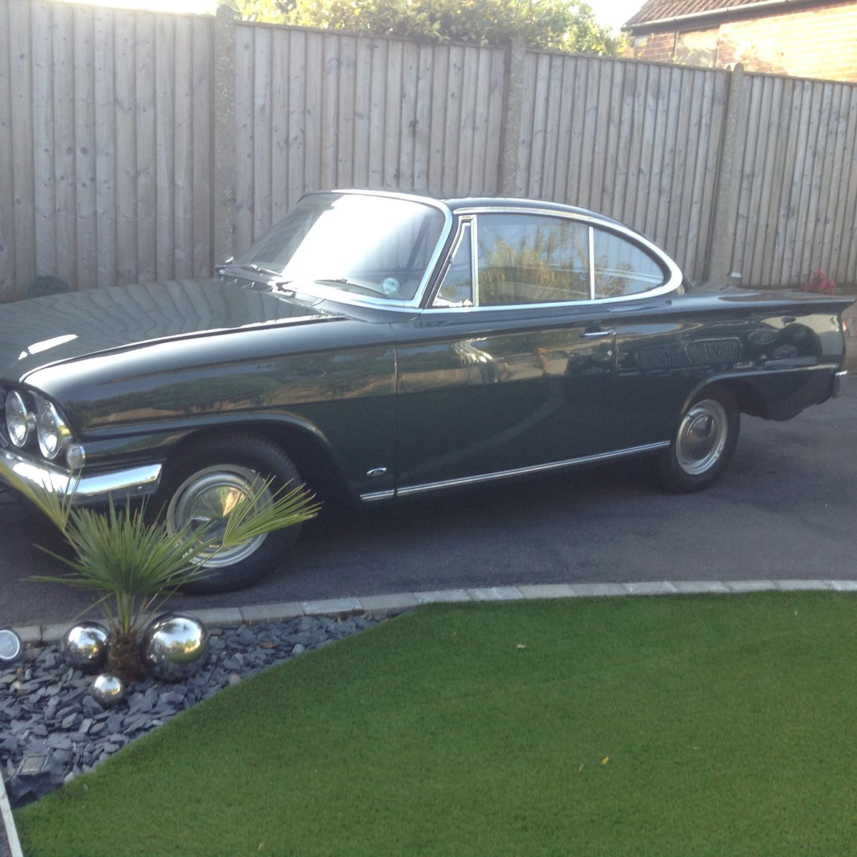 1964 Ford Classic Capri For Sale (picture 2 of 6)