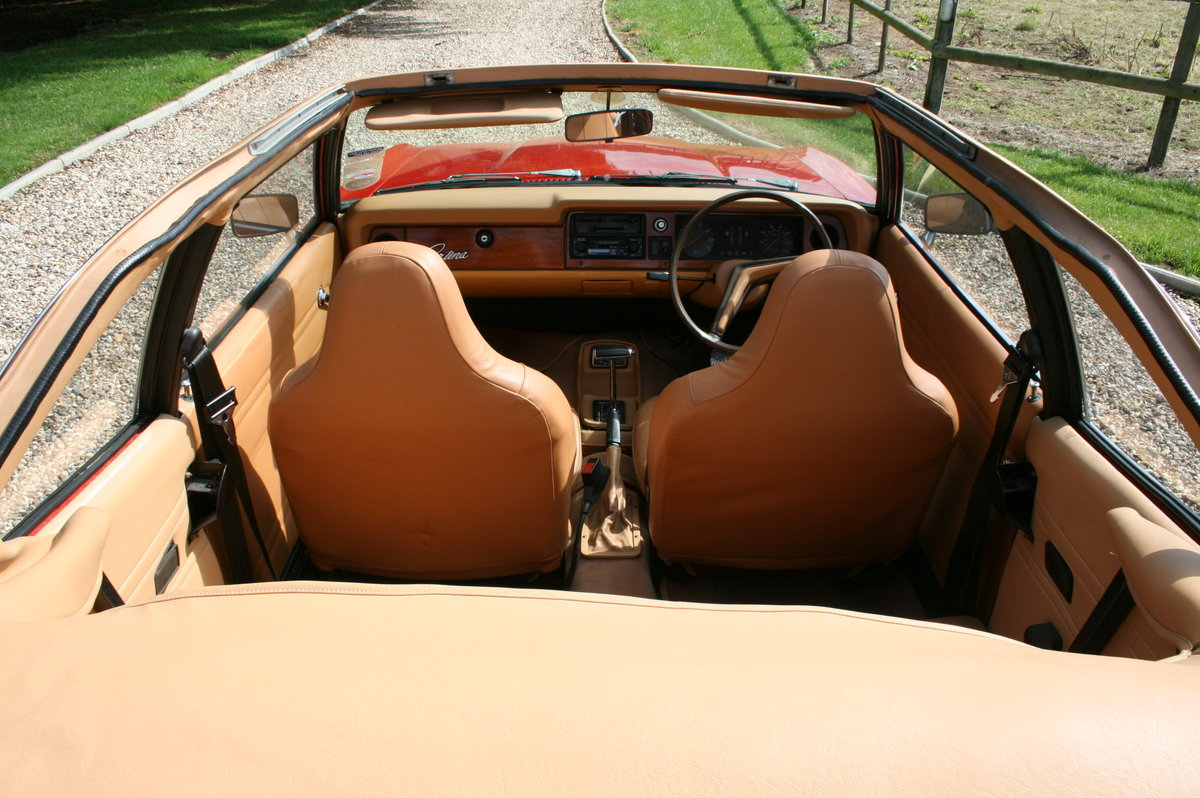 1972 Ford Cortina MK3 2.0 GT Crayford Convertible Auto.Very Rare For Sale (picture 4 of 6)