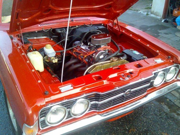 1972 Ford Cortina MK3 2.0 GT Crayford Convertible Auto.Very Rare For Sale (picture 6 of 6)