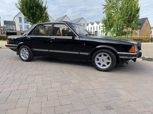 1984 Ford Granada 2.8i Ghai X Pack Auto 1985 'only 3 Owners'