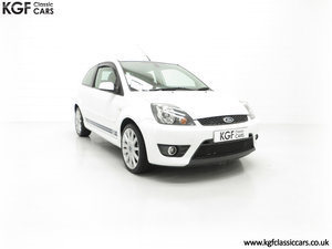 2007 A Desirable Facelift Ford Fiesta ST150 with 39,923 Miles  SOLD