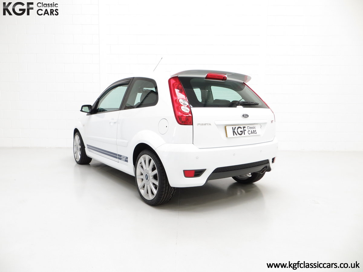 2007 A Desirable Facelift Ford Fiesta ST150 with 39,923 Miles  SOLD (picture 4 of 6)