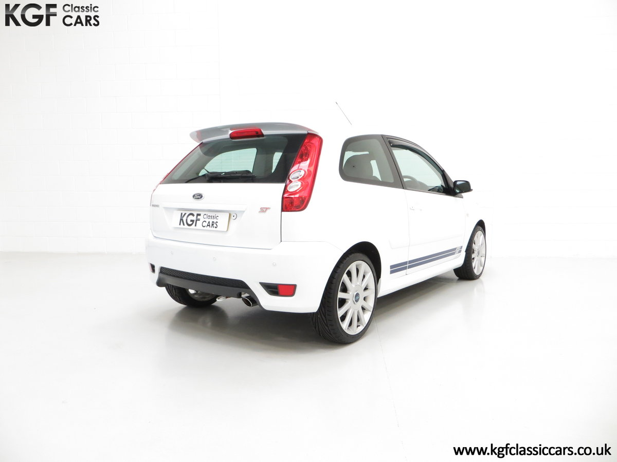 2007 A Desirable Facelift Ford Fiesta ST150 with 39,923 Miles  SOLD (picture 5 of 6)