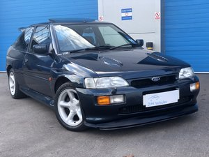 1993 Escort big turbo lux model For Sale