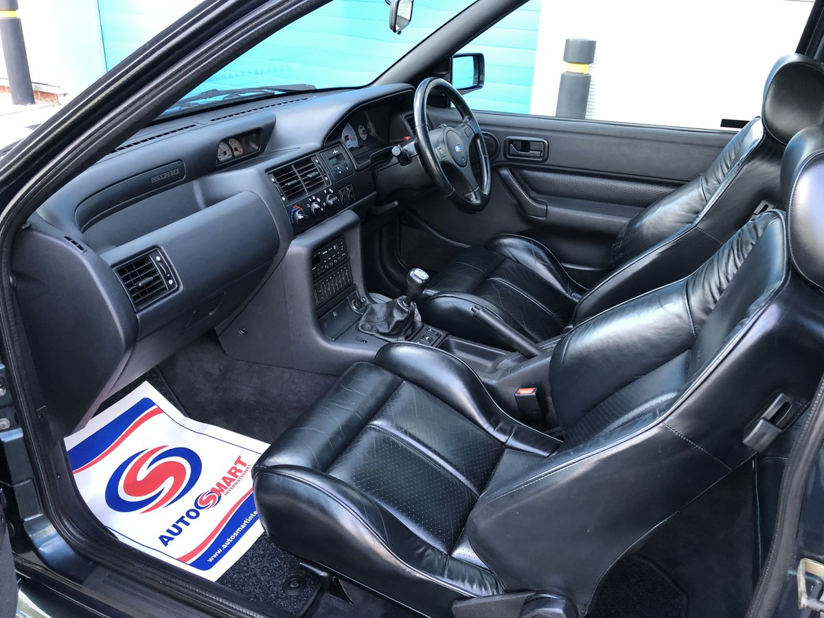 1993 Escort big turbo lux model For Sale (picture 4 of 6)