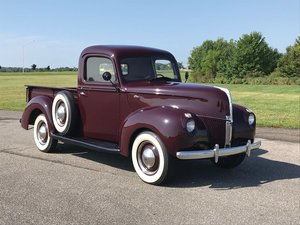 1940 Ford 12 Ton Pickup  For Sale by Auction