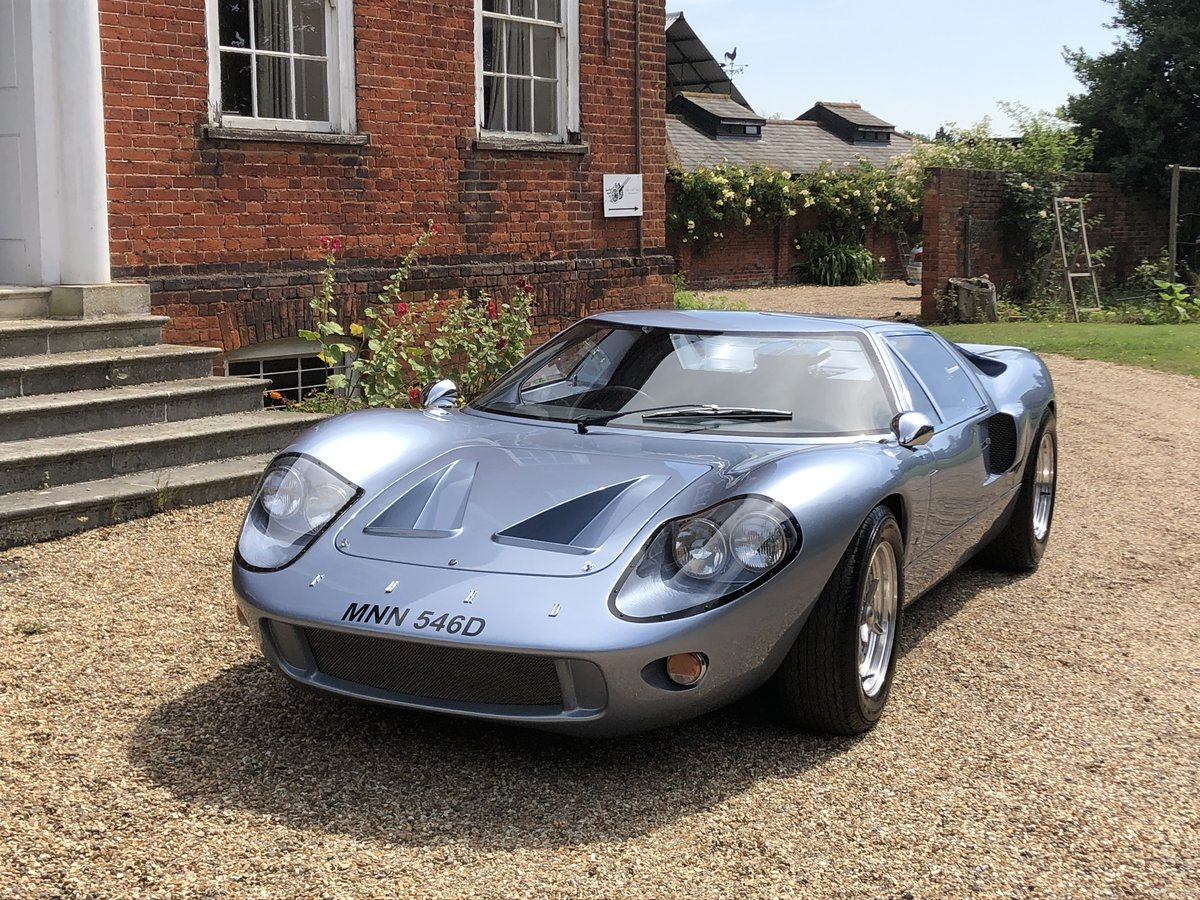 1995 GT40 MK111 Recreation  For Sale (picture 8 of 24)