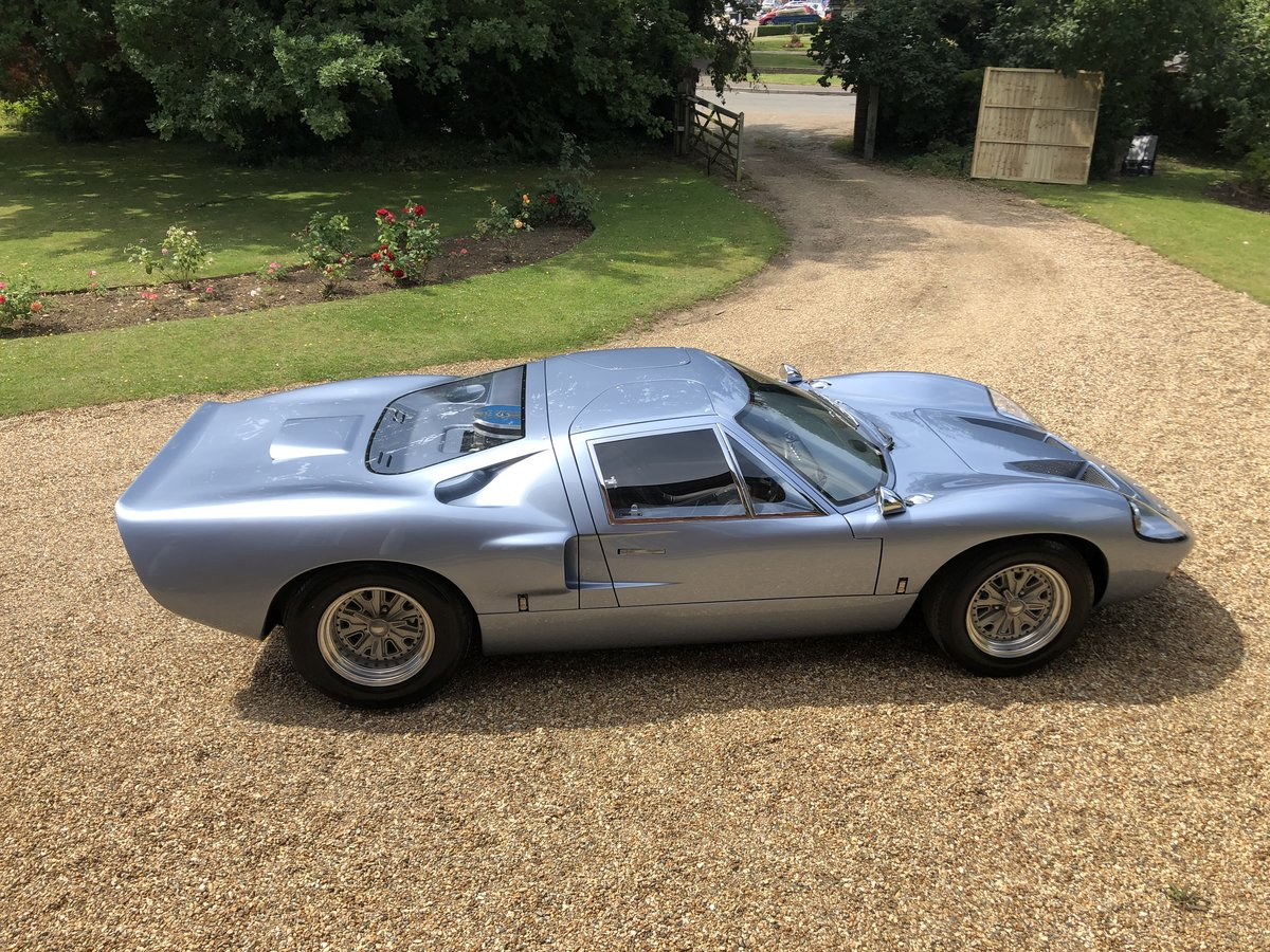 1995 GT40 MK111 Recreation  For Sale (picture 9 of 24)