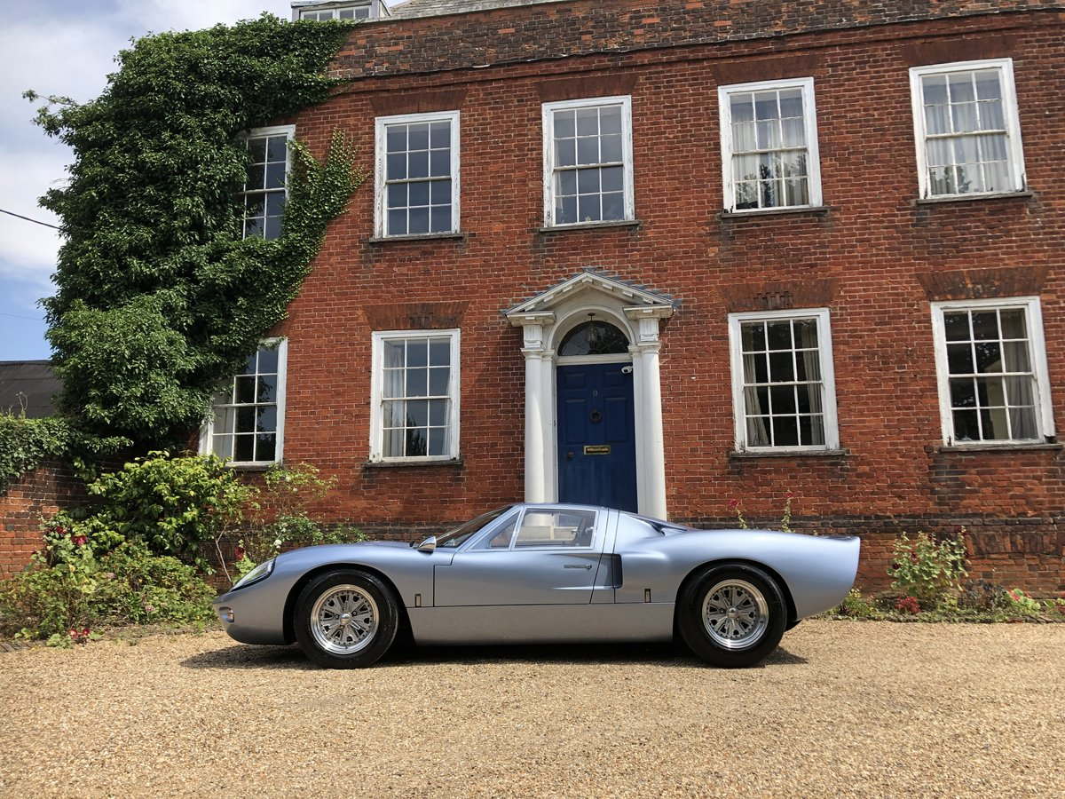 1995 GT40 MK111 Recreation  For Sale (picture 10 of 24)