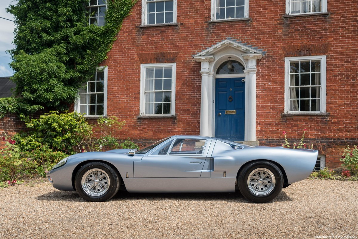 1995 GT40 MK111 Recreation  For Sale (picture 19 of 24)