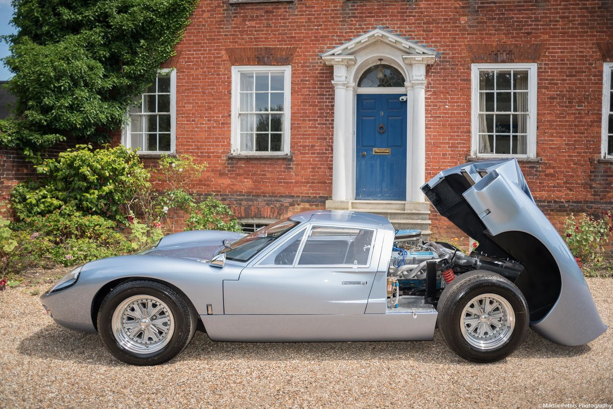 1995 GT40 MK111 Recreation  For Sale (picture 20 of 24)