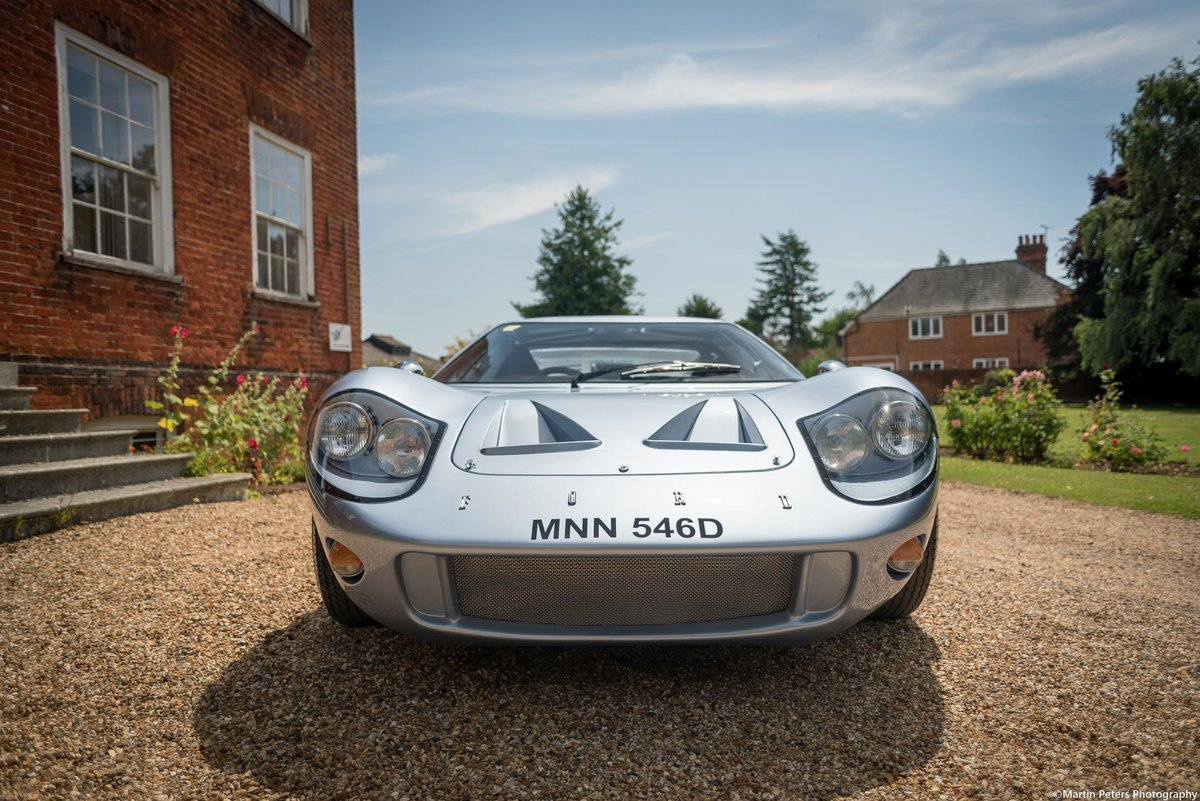 1995 GT40 MK111 Recreation  For Sale (picture 23 of 24)