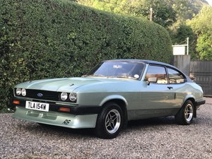 1981 Ford Capri 2.1 For Sale