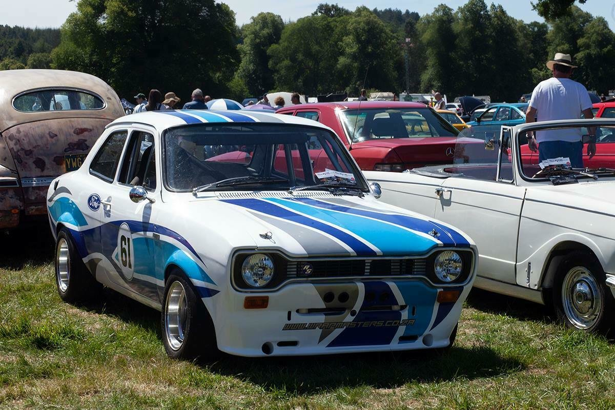 MK1 FORD ESCORT RACE CAR 2.0 PINTO 5 SPEED TYPE 9 GEARBOX MO For Sale (picture 1 of 6)