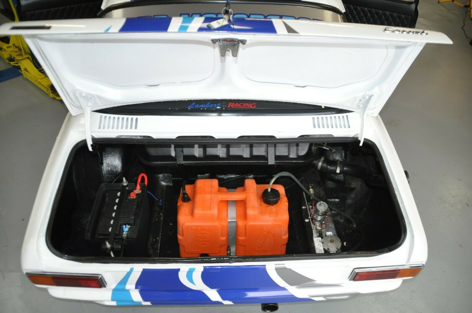 MK1 FORD ESCORT RACE CAR 2.0 PINTO 5 SPEED TYPE 9 GEARBOX MO For Sale (picture 5 of 6)