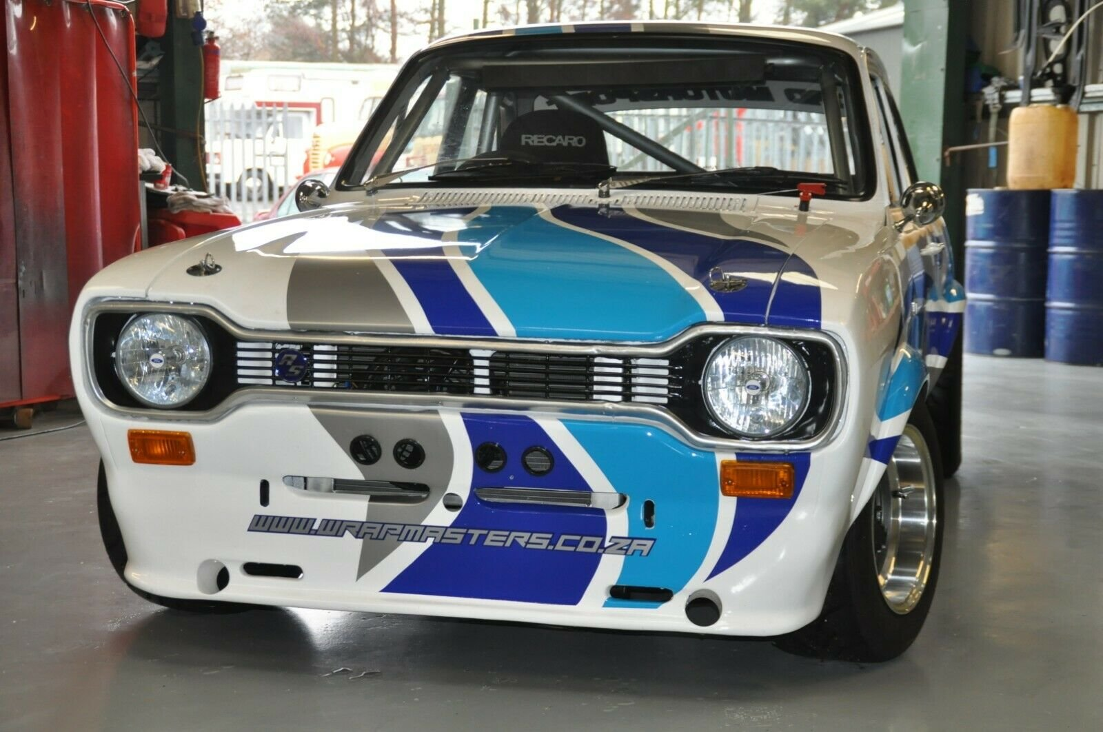 MK1 FORD ESCORT RACE CAR 2.0 PINTO 5 SPEED TYPE 9 GEARBOX MO For Sale (picture 6 of 6)