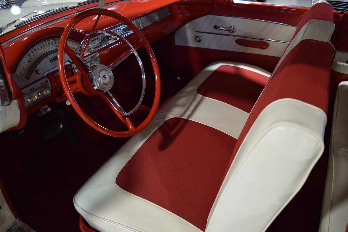 1958 Ford Fairlane 500 Skyliner Hardtop For Sale (picture 2 of 6)