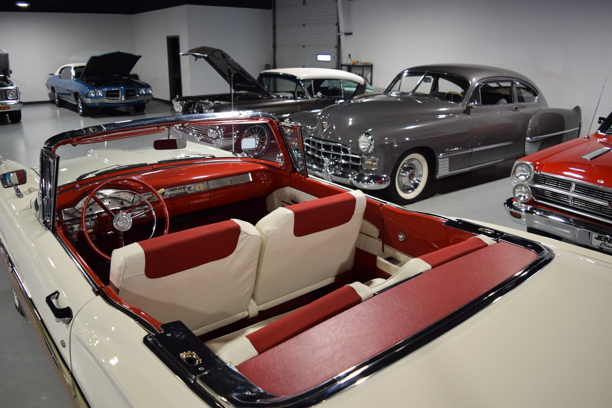 1958 Ford Fairlane 500 Skyliner Hardtop For Sale (picture 6 of 6)