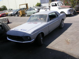 CALIFORNIA RUSTFREE V8 COUPE $11250 SHIPPING INCLUDED
