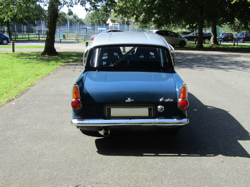 1961 Ford Anglia de luxe saloon (1700cc)  SOLD (picture 4 of 6)