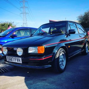 1987 Fiesta XR2 For Sale