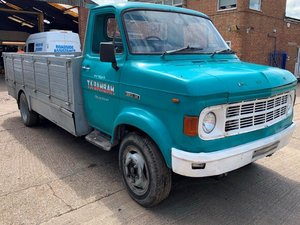 1974 Ford A Series Pick-up at ACA 24th August