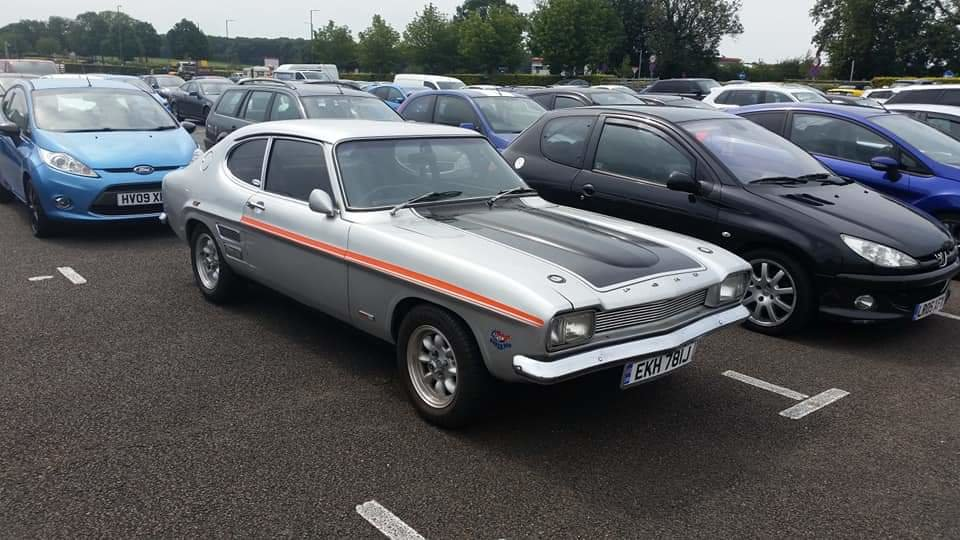 1971 Ford Capri Aussie GT V6  For Sale (picture 1 of 6)