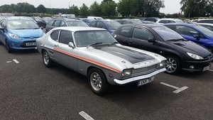 1971 Ford Capri Aussie GT V6  For Sale