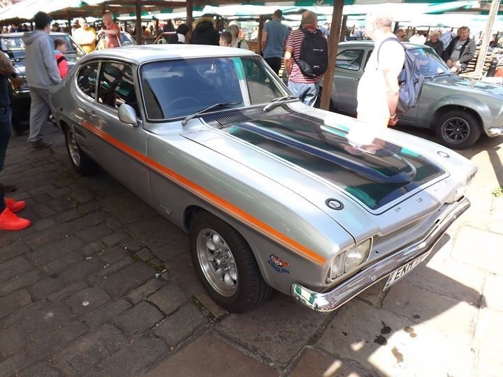 1971 Ford Capri Aussie GT V6  For Sale (picture 2 of 6)