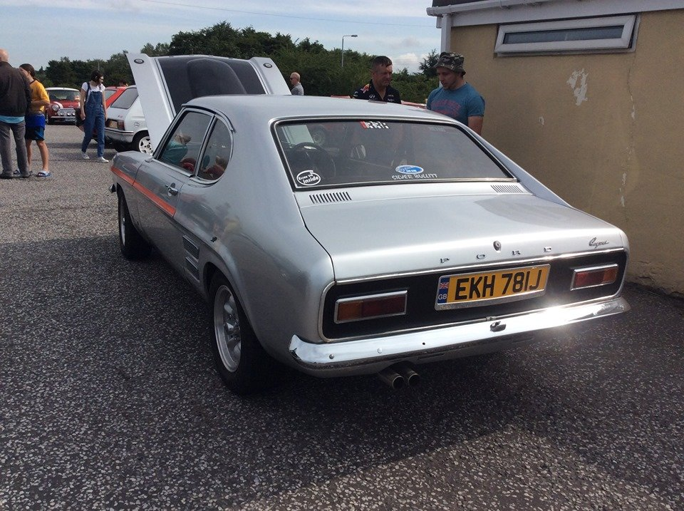 1971 Ford Capri Aussie GT V6  For Sale (picture 3 of 6)