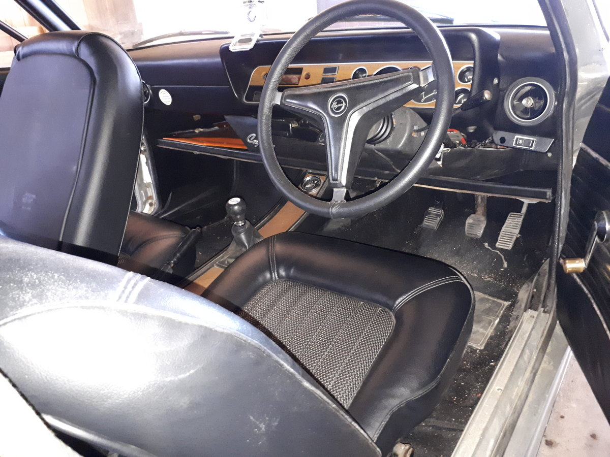1971 Ford Capri Aussie GT V6  For Sale (picture 4 of 6)