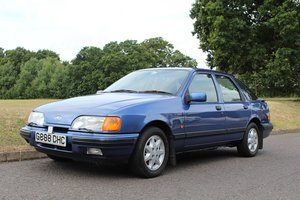 Ford Sierra XR4X4 i 1989 - To be auctioned 25-10-19 For Sale by Auction